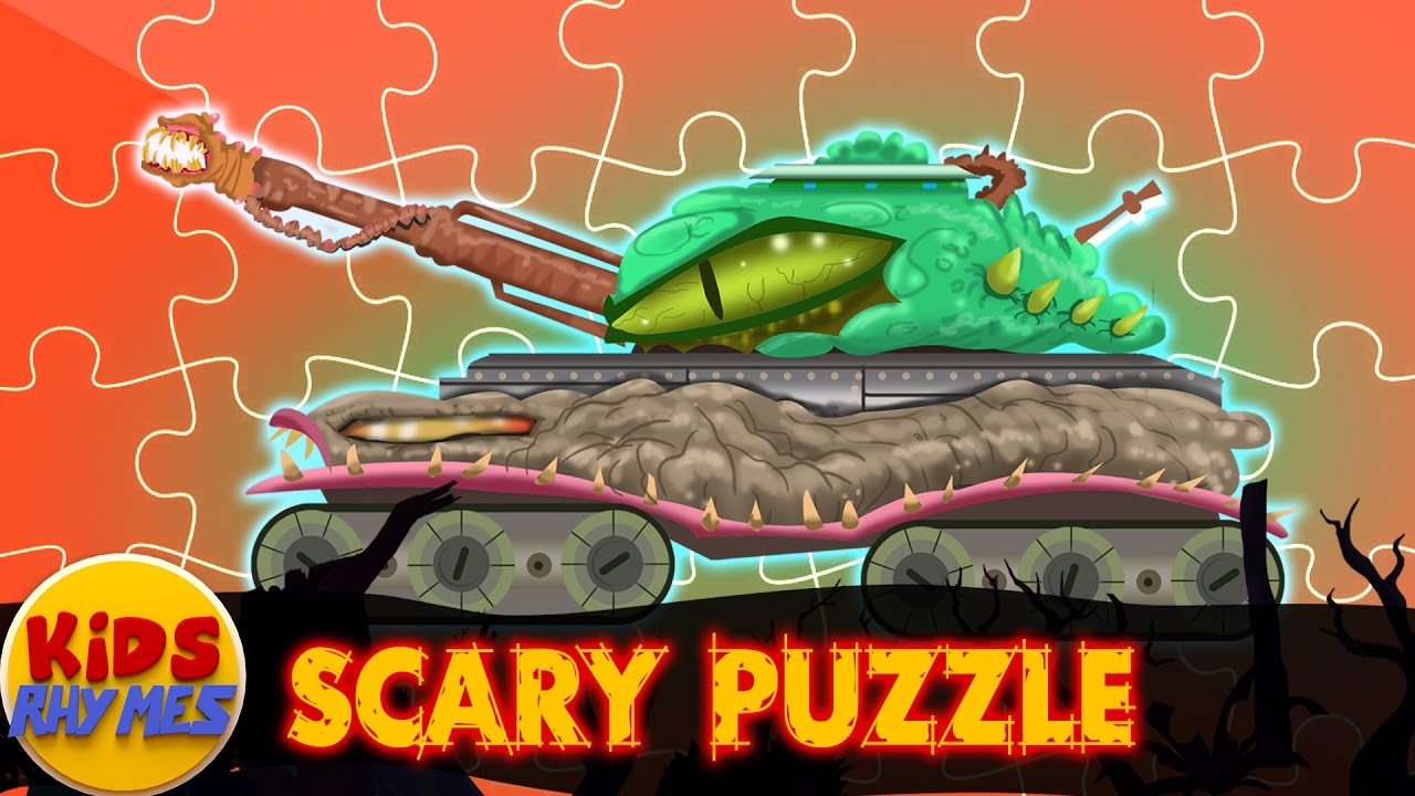 scary-army-tank-puzzling-puzzles-halloween-videos-for-kids