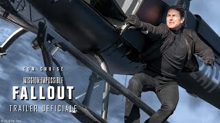 Mission: Impossible - Fallout | Teaser Trailer HD | Paramount Pictures 2018