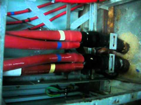 Partial Discharge 11kv Cable