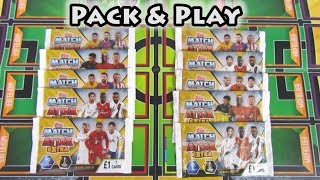 Match Attax Extra 201920 Pack And Play Opening Unlimited Budget Mr Vs Mrs