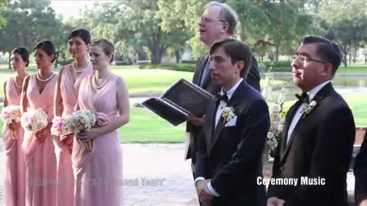 Double wedding soundtrack - Contemporary Soundtrack For San Antonio Wedding And Reception Music Wired Pop String Quartet