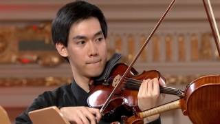 Richard Lin (Taiwan/USA) - Stage 3 - International H. Wieniawski Violin Competition STEREO
