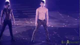 Repeat youtube video [FULL FANCAM] 120524 2PM LIVE 2012 'Six Beautiful Days' - Love you down (Chansung solo)