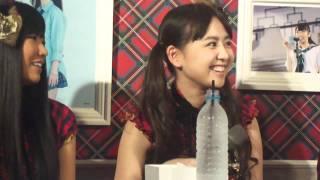 AKB48 - 山内鈴蘭 & 倉持明日香 & 佐藤すみれ (シンガポール) #5