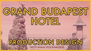 Скачать Wes Anderson S Production Design Grand Budapest Hotel