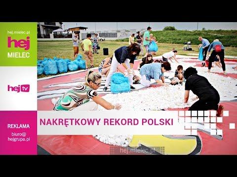 hej.mielec.pl TV: Nakrętkowy rekord Polski