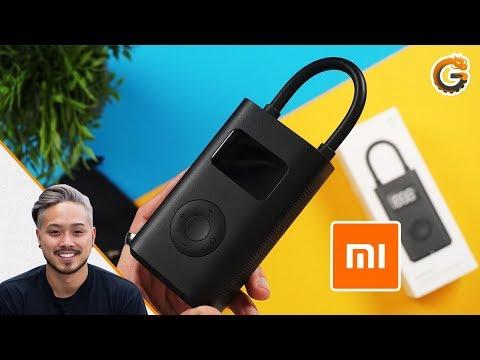 Xiaomi Mijia elektrische Luftpumpe: Lohnt sich das?