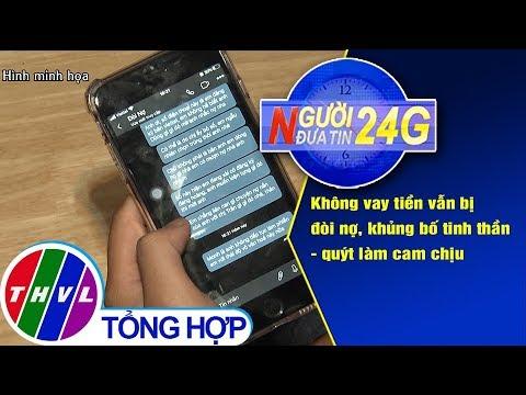 Người đưa Tin 24G (6g30 Ngày 10/01/2020)