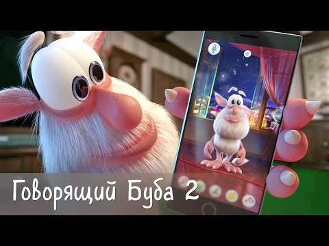 Говорящий Буба 2 - IOS / Android - HD Gameplay Trailer