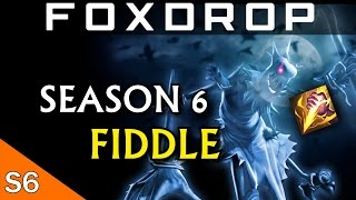 How to Play Fiddlesticks Jungle in Season 6 - League of Legends