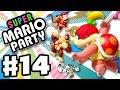 All Unlockable Characters! Pom Pom! - Super Mario Party - Gameplay Walkthrough Part 14