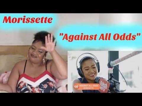 """Morissette-""""Against All Odds"""" Reaction Pure Bliss"""