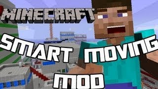 smart moving mod 1 3 2 tutorial minecraft un parkour seguro d descarga mapa