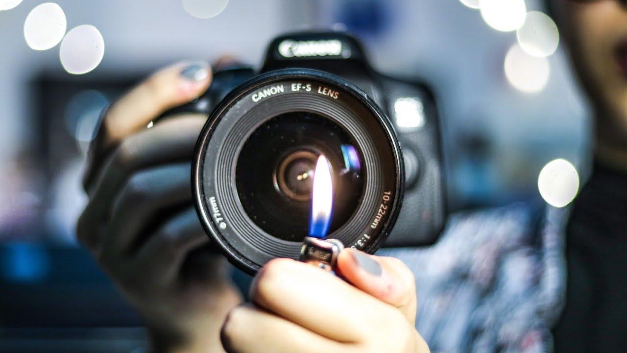 5 Camera Hacks أفكار خطيرة للتصوير Youtube