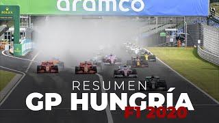 Resumen del GP de Hungría - F1 2020