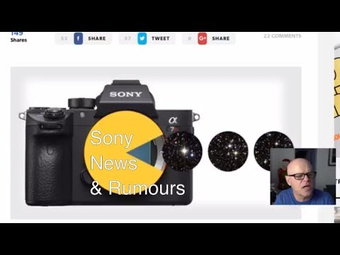 Sony Rumours & news Black friday 2017 buying guides Sony a7rIII news Sony FE 400mm Sigma 16mm E
