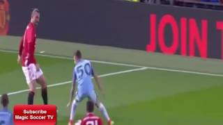 Hasil Akhir Pertandingan MU VS CITY 1 : 0 PIALA EFL