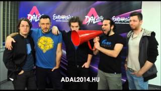Belmondo - Miért Ne Higgyem? (A Dal 2014 - Eurovision Hungary)