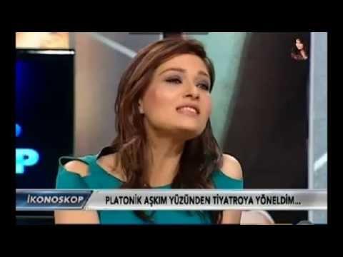 "Nurgül Yeşilçay in the program ""Ikonoskop"" - 06.03.2011"