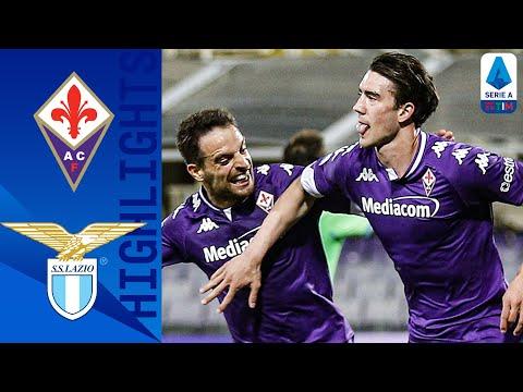 Fiorentina 2-0 Lazio   La Fiorentina batte la Lazio e si porta a quota38   Serie A TIM