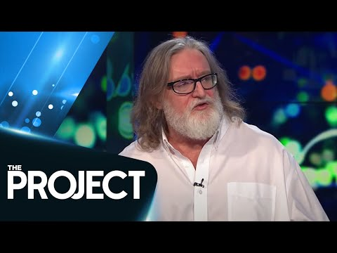 Gaming Tycoon Gabe Newell picks his favourite: Xbox or Playstation   The Project NZ