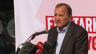 Parlament spricht Ministerpräsident Löfven Misstrauen aus