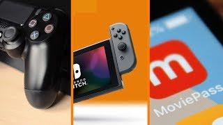 PS4 Passes 82 Million + Huge Nintendo Eshop Sale + Moviepass Out of Money