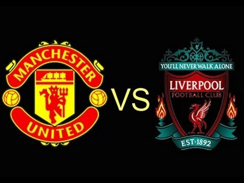 Liverpool-Man. United Goals & Highlights Online 12 Goal Thriller Friendly Rivalry #13