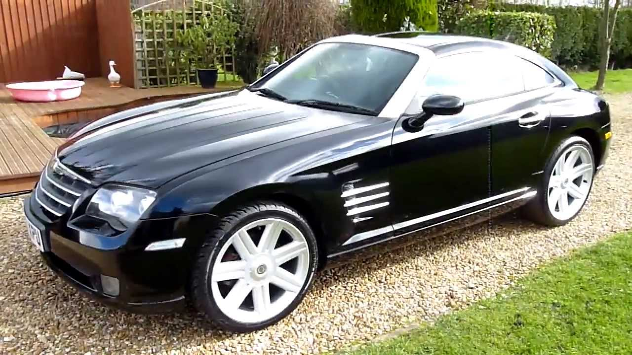 Video Review Of 2007 Chrysler Crossfire 3 2 Auto For Sale