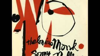 Thelonious Monk & Sonny Rollins Quartet - The Way You Look Tonight