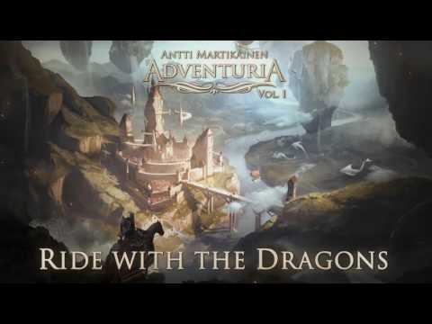 Ride with the Dragons FEAT. Gaby Koss & Pau Vazquez (epic Celtic adventure music)