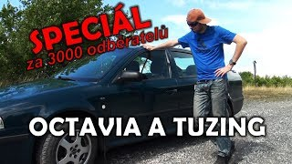 Škoda Octavia I 1,9 TDI - SPECIÁL ZA 3000 odběratelů + BONUS na konci /Rendl Megič/