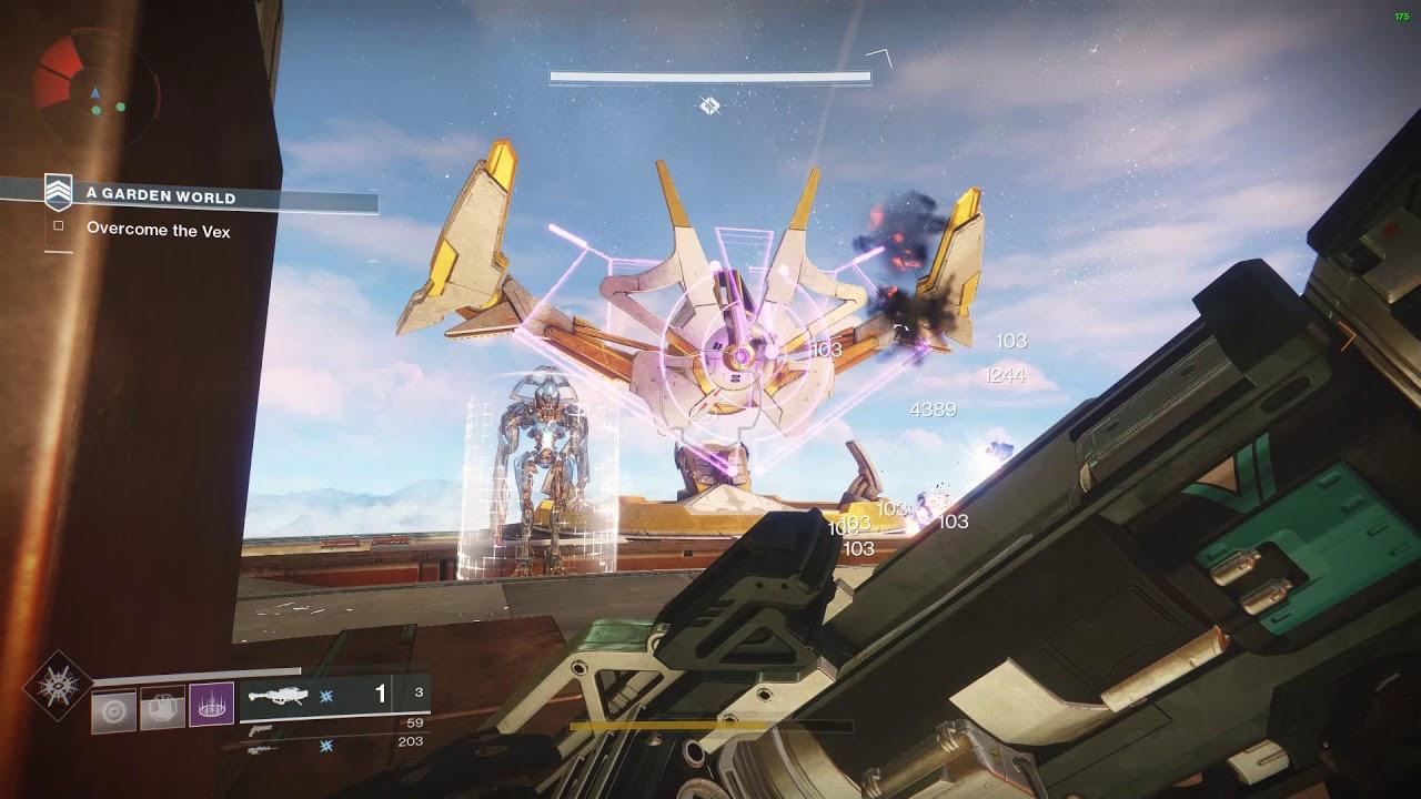 NEW STRIKE BOSS FIGHT HEROIC GAMEPLAY (Destiny 2)
