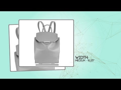 How To Spot a Real (not FAKE) ALEXANDER WANG Prisma Backpack REVIEW