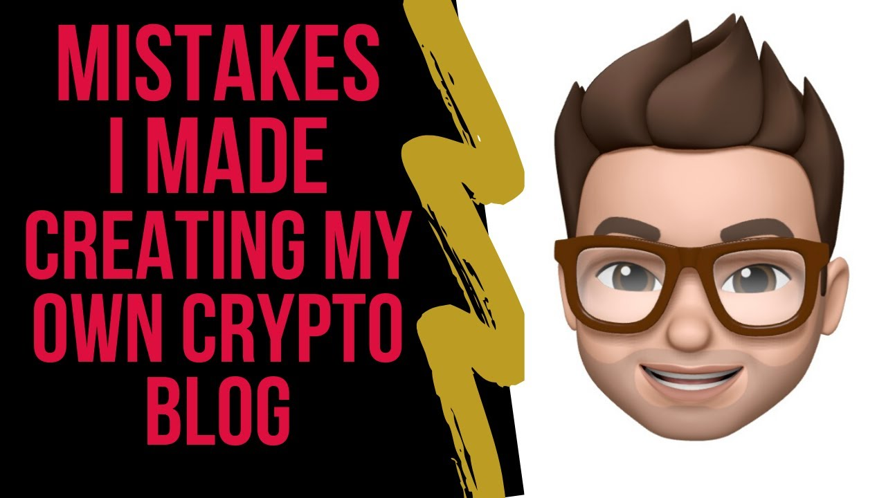 Mistakes I Made Creating A Crypto Blog | Cryptocurrency Blogging Explained | Tips for ANY Blog Niche 5