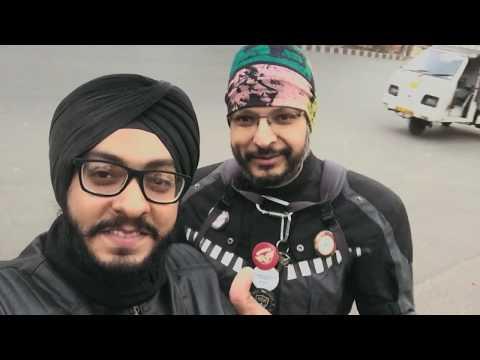 Breakfast ride with DRER | Delhi's Biking Culture | Deepa Malik | Indecent Lifestyle
