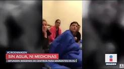 As son los centros de detencin de migrantes en EUA | Noticias con Ciro Gmez Leyva