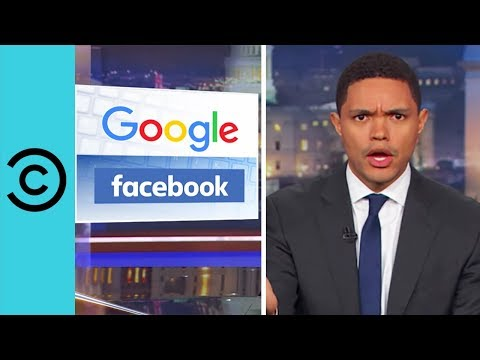 Google and Facebook's Fake News On The Vegas Shootings | The Daily Show | Comedy Central