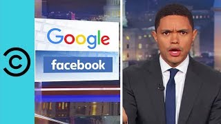 connectYoutube - Google and Facebook's Fake News On The Vegas Shootings | The Daily Show