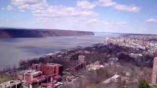Drone Video over Riverdale Bronx NYC
