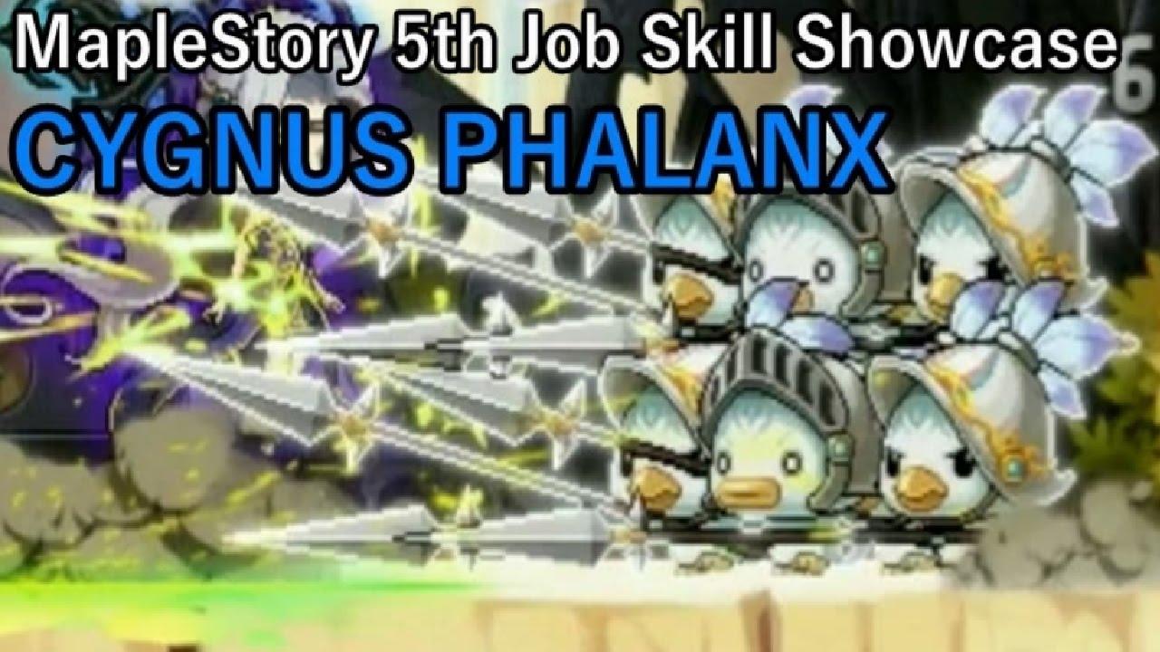maplestory th job skill showcase cygnus phalanx all cygnus maplestory 5th job skill showcase cygnus phalanx all cygnus knights mihile included