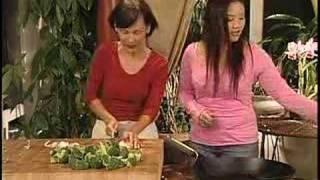 Thai Food Beef Broccoli
