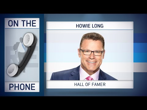 Hall of Famer Howie Long Talks Eagles, Le'Veon, Mack & More wRich Eisen  Full   9618