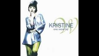 Kristine W - One More Try (Def Club Mix)