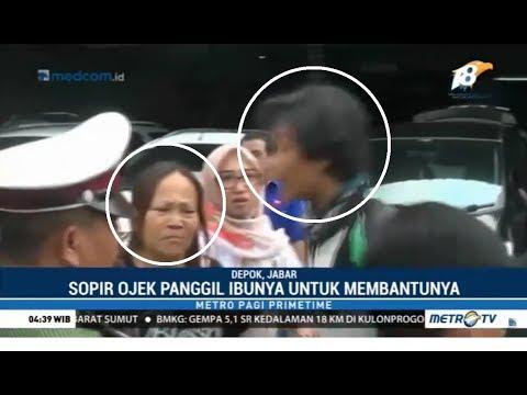 Ditilang, Tukang Ojek Ini Ngamuk dan Datangkan Ibunya Mp3