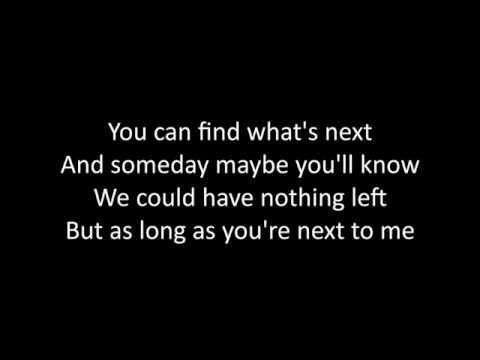 Timeflies - I Believe Lyrics