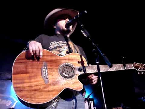 Jason ALDEAN BIG GREEN TRACTOR LIVE NYC NEW SINGLE