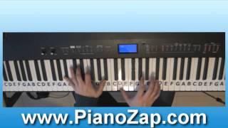 Adele - Set Fire to the Rain Piano Cover