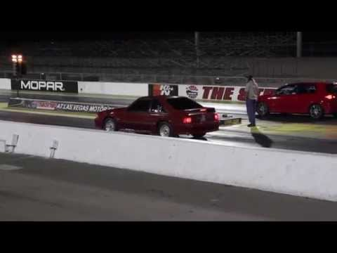 20 Minutes of Drag Racing w/ track times