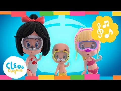 I'M LIKE A TEACUP. Cleo & Cuquin. Nursery Rhymes I Songs For Children